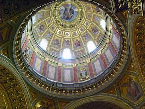 Photo: Kopuła Bazyliki św. Stefana w Budapeszcie (47)