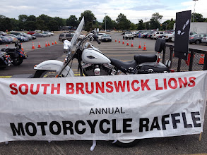 Photo: Harley raffle for a good cause