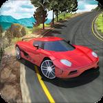 Offroad Car Simulator 3D Icon