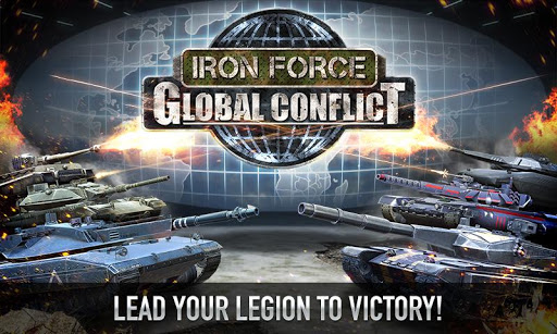 Iron Force screenshot 1
