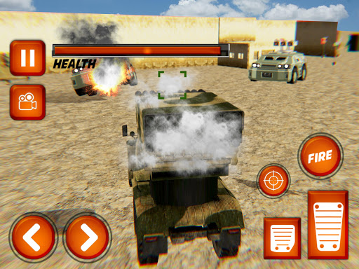 Indian Army Missile Truck  screenshots 3