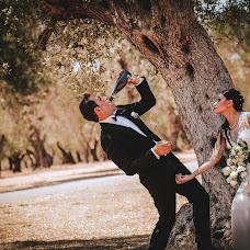 Vestuvių fotografas Alessandro Spagnolo (fotospagnolonovo). Nuotrauka 09.03.2019