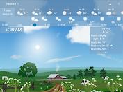 Awesome Weather - YoWindow Aplicaciones (apk) descarga gratuita para Android/PC/Windows screenshot