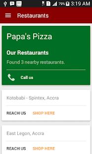 Tải Papa's Pizza Ghana APK