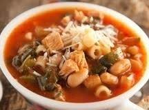 Leftover Turkey Minestrone Recipe