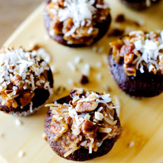 Gluten Free German Chocolate Cupcakes