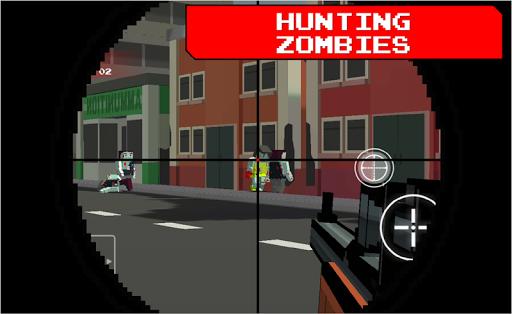 像素z狙击手 - 最后猎人 Pixel Z Sniper