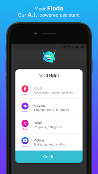 Flochat - Discover, Book and Share