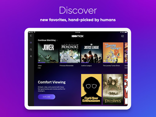 HBO Max: Stream HBO, TV, Movies & More screenshot 9