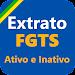 Extrato FGTS Ativo e Inativo icon