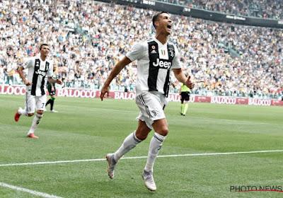 Feest ten huize Ronaldo: superster wordt 34 en nog steeds geen spoor van sleet