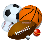 Dofu Live Stream for NFL NBA NCAAF MLB NHL