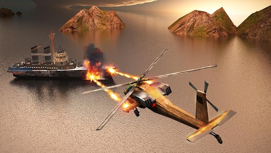 World War Gunship Battle 3D v1.1