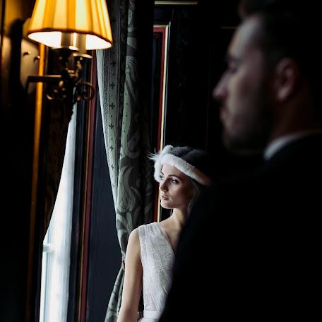 Wedding photographer Amir Kharlamov (akharlamovru). Photo of 29.01.2018