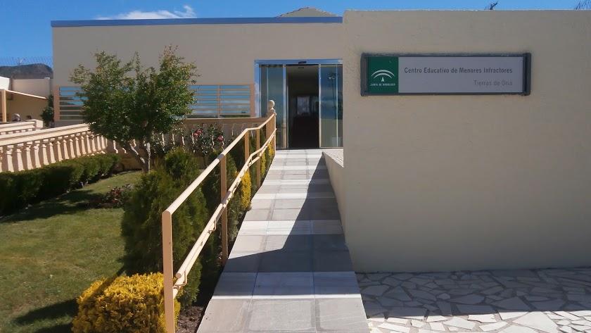 Instalaciones del centro de menores orialeño.