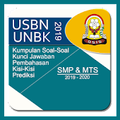 USBN Question 2019 Middle School Offline Android APK Download Free By Khoir Berkah