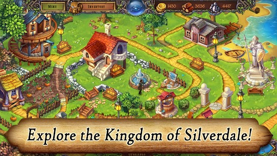 Runefall – Medieval Match 3  MOD APK [Unlimited Money] 1