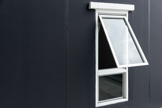 What makes uPVC windows ideal for office spaces?