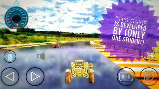 Crazy Road Race 3D (High Graphic Game)  astuce 1
