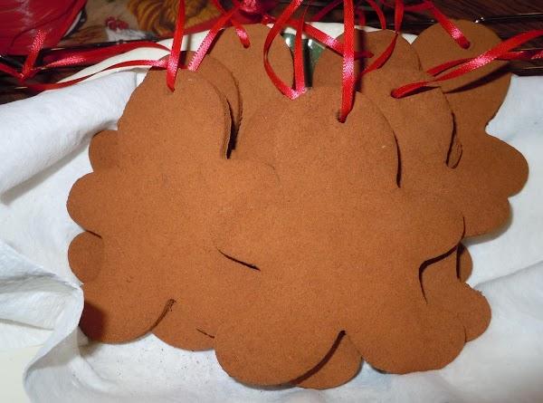 Cinnamon Ornaments!! Recipe