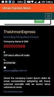 Unnao Express News - náhled