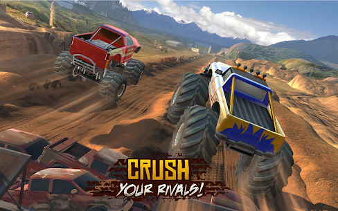 Racing Xtreme 2: Top Monster Truck & Offroad Fun 10