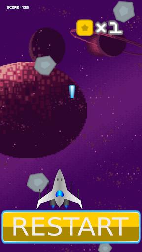 Space Fighter - Galaxy Shooter 2D apkdebit screenshots 5