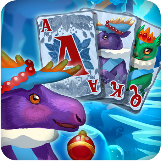 Solitaire: Frozen Dream Forest (game)