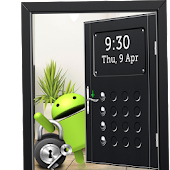 Door Screen Lock