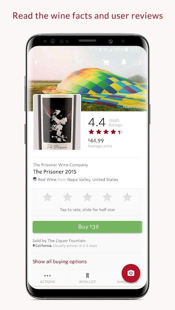 Vivino: Buy the Right Wine screenshot 2