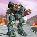 War Robots Games: Real Mech Robot Battle Strike 3D icon