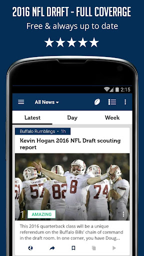 Draft 2016 News Edition