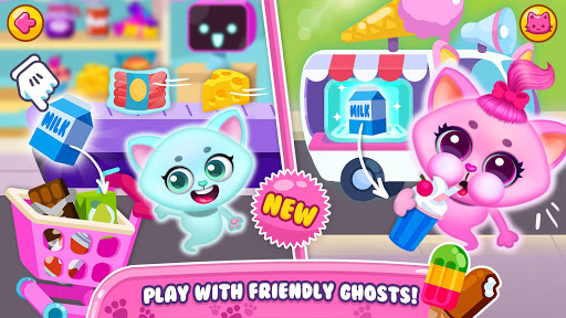 Download Little Kitty Town - Collect Cats & Create Stories 1.2.10 2