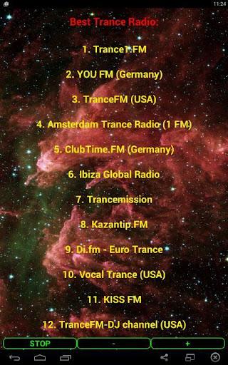 Trance Chiptune Ambient Radio