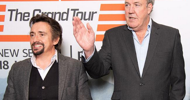 Jeremy Clarkson cried during Grand Tour's final scenes