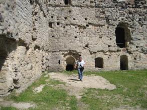 Photo: Remnants of Cistercian Monastry , West Coast, Estonia
