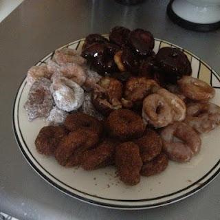 We'Re Making Donuts! Recipe