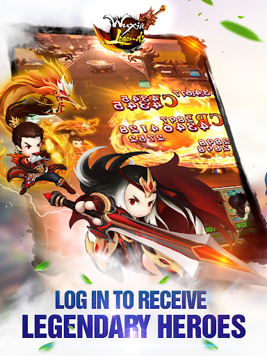 Wuxia Legends - Condor Heroes 1.5.9 screenshots 12