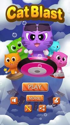 Cat Blast - screenshot