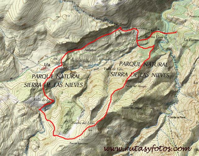 Valle de Lifa