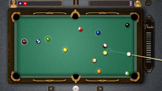 Pool Billiards Pro Mod