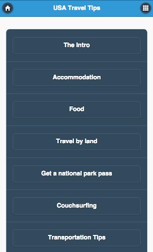 USA Travel Tips - Travel Tips