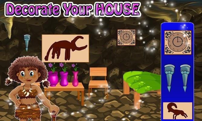 Build a Cave House & Fix It - screenshot