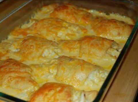 Chicken Crescent Rolls Recipe