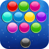 Bubble Shooter : In The Rain