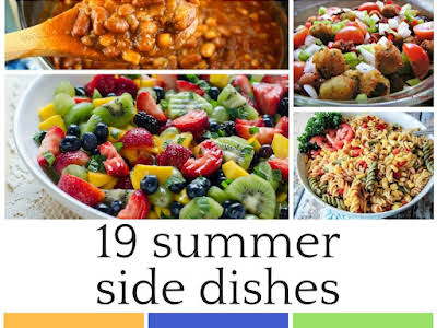 19 Summer Side Dishes