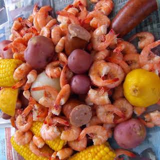 Gulf Shrimp Boil.