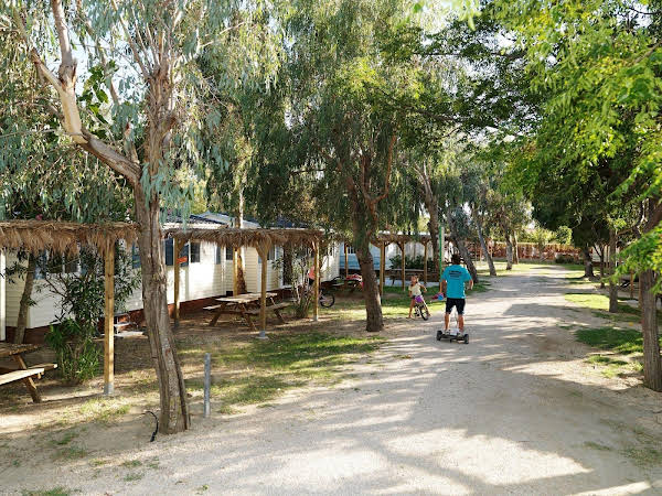 Camping Ampolla Playa