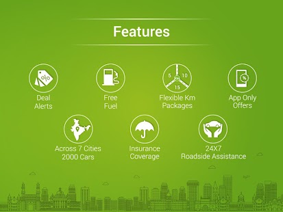 Zoomcar Self Drive Car Rental- screenshot thumbnail