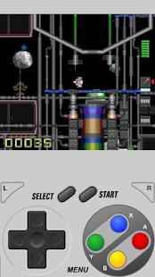 SuperRetro16 Lite (SNES) Screenshot